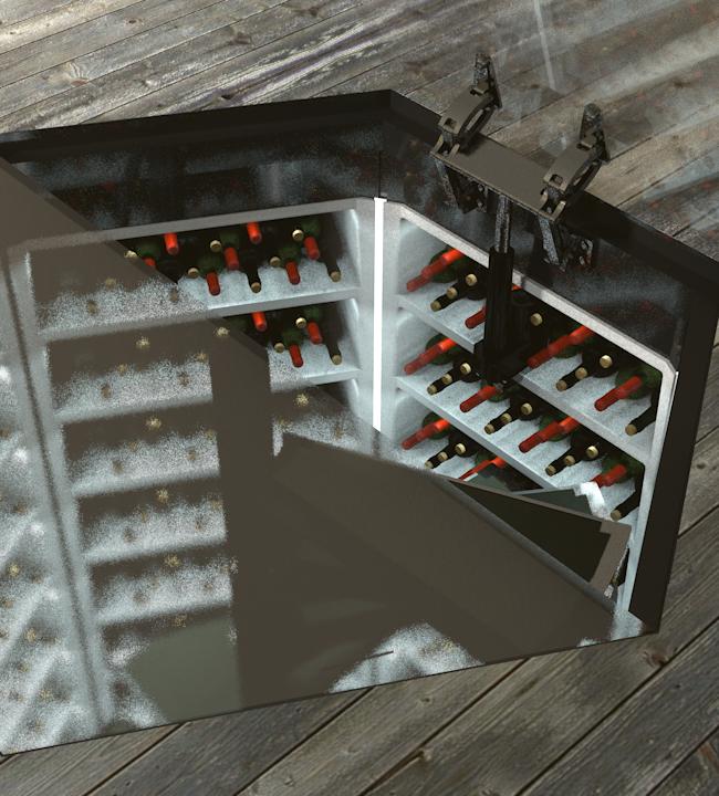 Premium Cellar Door Shot